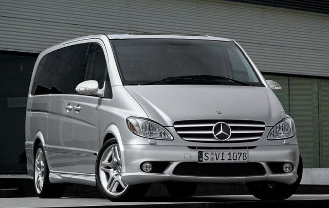 Mercedes vito hire rental prices vehicle features for Mercedes benz rental prices