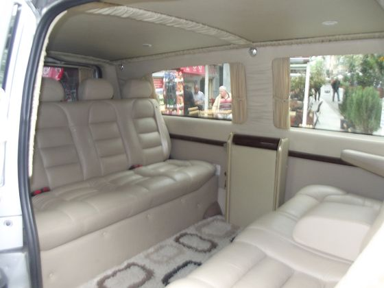 Mercedes Vito Vip Hire, Rental Prices, Vehicle Features